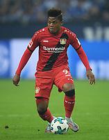 Leon Bailey (Leverkusen)<br /> Gelsenkirchen, 29.09.2017, Fussball Bundesliga, FC Schalke 04 - Bayer 04 Leverkusen 1:1<br /> Norway only