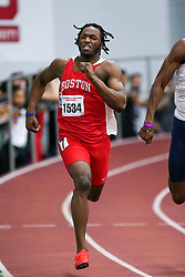 Chieb Onwuzurike, Boston U, 200<br /> Boston University Athletics<br /> Hemery Invitational Indoor Track & Field