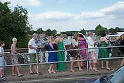 Henley Regatta. 2 July 2011. <br /> <br />  , -DO NOT ARCHIVE-© Copyright Photograph by Dafydd Jones. 248 Clapham Rd. London SW9 0PZ. Tel 0207 820 0771. www.dafjones.com.