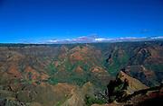 Waimea Canyon, Kauai, Hawaii, USA<br />