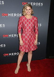 December 9, 2018 - New York City, New York, U.S. - News personality KATE BALDWIN attend the 12th Annual CNN Heroes: An All-Star Tribute held at the American Museum of National History. (Credit Image: © Nancy Kaszerman/ZUMA Wire)