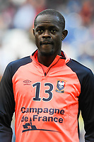 Yao Christian Kouakou of Caen during the Ligue 1 match between SM Caen and AS Saint Etienne at Stade Michel D'Ornano on August 12, 2017 in Caen. ( Photo by Andre Ferreira / Icon Sport )