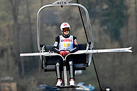 Hopp<br /> FIS World Cup<br /> Wisla Polen<br /> November 2017<br /> Foto: Gepa/Digitalsport<br /> NORWAY ONLY<br /> <br /> WISLA,POLAND,18.NOV.17 - NORDIC SKIING, SKI JUMPING - FIS World Cup, large hill, team event, men. Image shows Daniel Andre Tande (NOR). Photo: GEPA pictures/ Wrofoto/ Piotr Hawalej - ATTENTION - NO USAGE RIGHTS FOR POLISH CLIENTS.