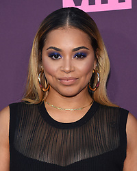 May 3, 2018 - Los Angeles, California, U.S. - Lauren London arrives for the VH1's 3rd Annual 'Dear Mama: A Love Letter to Moms' at the Theatre at the Ace Hotel. (Credit Image: © Lisa O'Connor via ZUMA Wire)