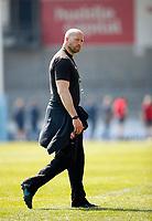 Caption Template Rugby Union - 2020 / 2021 Gallagher Premiership - Round 16 - Sale Sharks vs Gloucester - AJ Bell Stadium<br /> <br /> George Skivington of Gloucester<br /> <br /> Credit COLORSPORT/LYNNE CAMERON