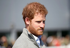 Prince Harry sought Counselling after Mother's Death - 16 April 2017