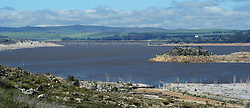 Cape Town - 180828 - Significant rainfall over the weekend and on Monday has boosted dam levels to 63.5%. <br /> According to the Department of Water and Sanitation, the Theewaterskloof Dam has reached 47.3% capacity. The average water consumption for the past week was 513million litres per day, down from the previous week's 527million litres per day. Picture: Henk Kruger/ANA/African News Agency