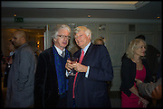 PETER STOTHARD; GEOFFREY ROBERTSON, Fortnum and Mason and Quartet books host a celebration for the publication of  The White Umbrella by Brian Sewell. Illustrated by Sally Ann Lasson. Fortnum and Mason. Piccadilly. London. 3 March 2015.