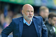 Fleetwood Town Manager, Uwe Rosler during the EFL Sky Bet League 1 match between Portsmouth and Fleetwood Town at Fratton Park, Portsmouth, England on 16 September 2017. Photo by Adam Rivers.