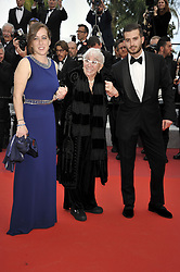 Lina Wertmullerattending The Gangster, The Cop, The Devil premiere, during the 72nd Cannes Film Festival attending the Oh Mercy! premiere, during the 72nd Cannes Film Festival.