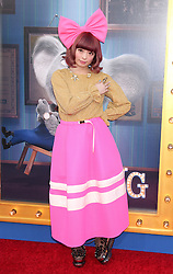 Kyary Pamyu Pamyu, Universal Pictures film premiere for Sing at LA Live (Los Angeles, CA.)
