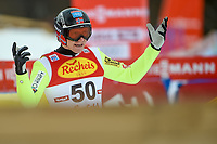 Kombinert<br /> FIS World Cup<br /> 16.01.2015<br /> Foto: Gepa/Digitalsport<br /> NORWAY ONLY<br /> <br /> SEEFELD - ØSTERRIKE<br /> <br /> FIS World Cup, Nordic Triple, Gundersen normal hill, men. Image shows the disappointment of Håvard Klemetsen (NOR).