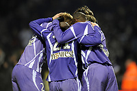 FOOTBALL - FRENCH CHAMPIONSHIP 2010/2011 - L1 - TOULOUSE FC v FC LORIENT - 18/12/2010 - PHOTO JEAN MARIE HERVIO / DPPI - JOY TOULOUSE