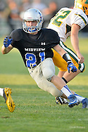 Midview High School at Amherst Steele High School varsity football on September 5, 2014. Images © David Richard and may not be copied, posted, published or printed without permission.