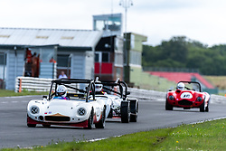 Andrew Hayward pictured competing in the 750 Motor Club's Sport Specials Championship. Image captured at Snetterton on July 19, 2020 by 750 Motor Club's photographer Jonathan Elsey