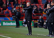 Sheffield United's Manager Chris Wilder during the EFL Sky Bet Championship match between Sheffield Utd and Leeds United at Bramall Lane, Sheffield, England on 10 February 2018. Picture by Paul Thompson.