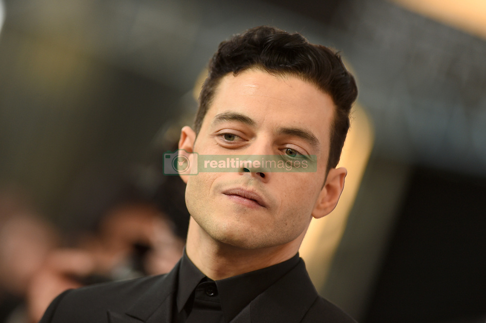 Rami Malek attends the 25th Annual Screen Actors Guild Awards at The Shrine Auditorium on January 27, 2019 in Los Angeles, CA, USA. Photo by Lionel Hahn/ABACAPRESS.COM