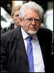 Rolf Harris arrives at Southwark Crown Court, London, United Kingdom, he is expected to give evidence in his trial today. Tuesday, 27th May 2014. Picture by Andrew Parsons / i-Images