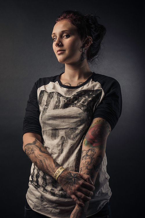 Portraits taken at the Icelandic Tattoo Expo 2013 in Reykjavik, Iceland. September 14, 2013. Copyright © 2013 Matthew Eisman. All Rights Reserved