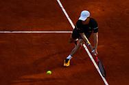 Diego SCHWARTZMAN (ARG) during the Roland Garros 2020, Grand Slam tennis tournament, on October 9, 2020 at Roland Garros stadium in Paris, France - Photo Stephane Allaman / ProSportsImages / DPPI