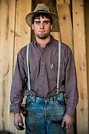 Stephen . Mennonite lumber jack . Pennsylvania
