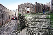 Italy Sicily Erice,