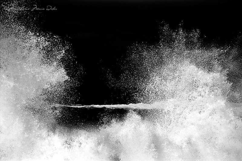 """Photoart """"Flying Water Series""""<br /> <br /> Limited Edition of 79"""