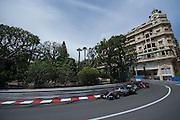 May 20-24, 2015: Monaco F1: Lewis Hamilton (GBR), Mercedes, Fernando Alonso (SPA), McLaren Honda