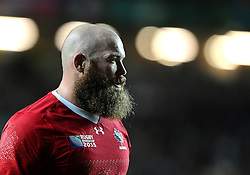 Ray Barkwill of Canada  - Mandatory byline: Joe Meredith/JMP - 07966386802 - 01/10/2015 - Rugby Union, World Cup - Stadium:MK -Milton Keynes,England - France v Canada - Rugby World Cup 2015