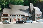 CS00773-03. Multnomah Falls, 1955