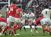 Twickenham. Great Britain.<br /> Jack NOWELL, looking for a space, during the  RBS Six Nations Rugby, England vs Wales at the RFU Twickenham Stadium. England.<br /> <br /> Saturday  12/03/2016 <br /> <br /> [Mandatory Credit; Peter Spurrier/Intersport-images]