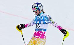 18.03.2011, Pista Silvano Beltrametti, Lenzerheide, SUI, FIS Ski Worldcup, Finale, Lenzerheide, Slalom Damen, im Bild Lindsey Vonn (USA). // during Women´s Slalom, at Pista Silvano Beltrametti, in Lenzerheide, Switzerland, 18/03/2011, EXPA Pictures © 2011, PhotoCredit: EXPA/ J. Feichter