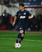 Manchester United's Shinji Kagawa
