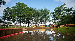 Newton Willa (GBR) - Neelix <br /> Cross Country <br /> CCI4*  Luhmuhlen 2014 <br /> © Hippo Foto - Jon Stroud