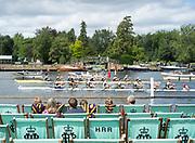 Henley-On-Thames, Berkshire, UK., Wednesday, 11.08.21,   2021 Henley Royal Regatta, Henley Reach, River Thames, Thames Valley,  [Mandatory Credit © Peter Spurrier/Intersport Images],