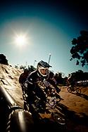 #3_DAUDET Joris (FRA) at the UCI BMX Supercross World Cup, Pietermaritzburg, 2011