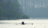 20040413 GB  Senior Rowing Trial, Hazewinkel. BELGIUM