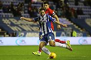 Wigan Athletic v Gillingham 070116