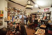 """Tejo Bar"" in Alfama district in Lisbon."