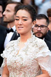 Gong Li attending the opening ceremony and premiere of The Dead Don't Die, during the 72nd Cannes Film Festival.