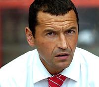 Photo: Ed Godden.<br />Nottingham Forest v Bradford City. Coca Cola League 1.<br />05/08/2006. <br />Forest Manager, Colin Calderwood.