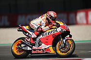 #93 Marc Marquez, Spanish: Repsol Honda Team during the Motul Dutch TT MotoGP, TT Circuit, Assen, Netherlands on 29 June 2019.
