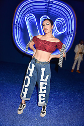 Charli XCX at the Warner Music & Ciroc Brit Awards party, Freemasons Hall, 60 Great Queen Street, London England. 22 February 2017.