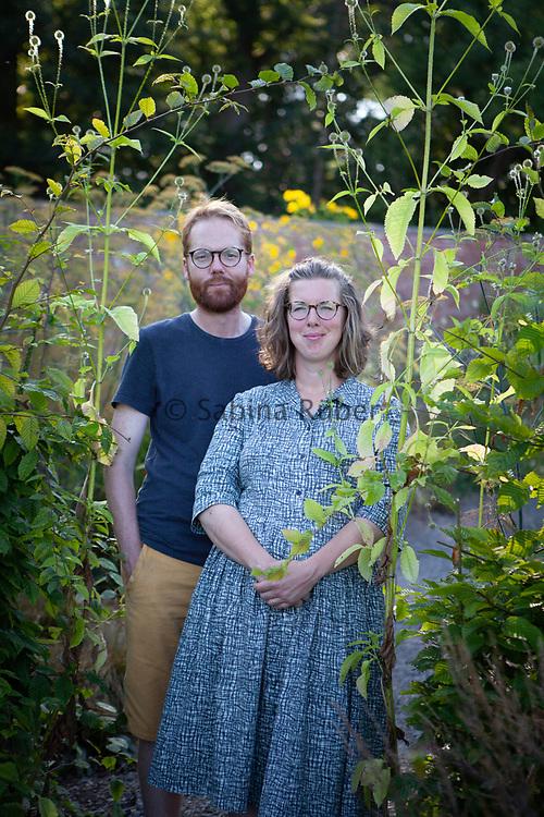Jack and Laura Willgoss - Wildegoose Nursery