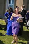 SARAH LAMBIE, Opening of Grange Park Opera, Fiddler on the Roof, Grange Park Opera, Bishop's Sutton, <br /> Alresford, 4 June 2015