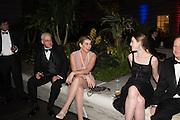 MICHAEL DEL ROSSO; KIM ALEXIS, Great Gatsby(Presidential( Inaugural(Ball, National'Portrait'Gallery'&'Smithsonian'American'Art' Museum,, Inauguration of Donald Trump ,  Washington DC. 20  January 2017