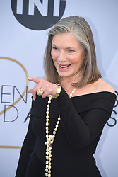 January 27, 2019 - Los Angeles, California, U.S - SUSAN SULLIVAN during silver carpet arrivals for the 25th Annual Screen Actors Guild Awards, held at The Shrine Expo Hall. (Credit Image: © Kevin Sullivan via ZUMA Wire)
