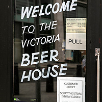 Victoria Beer House;<br />