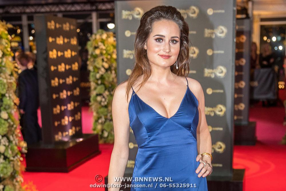 NLD/Amsterdam/20171012 - Televizier-ring Gala 2017, Jill Simhoffer