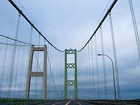 Tacoma Narrows Bridges, Tacoma, Washington, USA